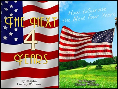 Lindsey Williams - The Next 4 Years & How To Survive The Next Four Years DVD Set