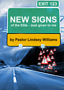 Lindsey Williams - New Signs Of The Elite