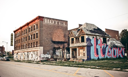 Destruction of Cities like Detroit will happen throughout the USA