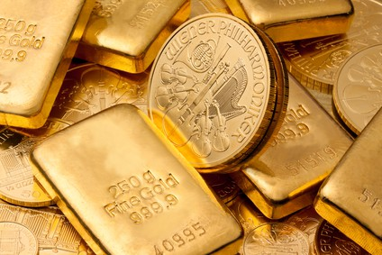 Physical Gold Coins And Bullion