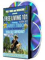 Free Living 101 - DVD Set