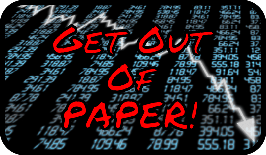 Get Out Of Paper