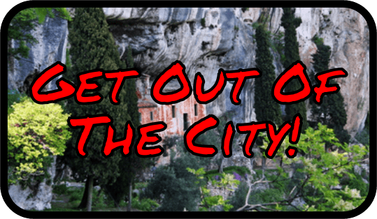 Get Out Of The City