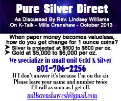 Pure Silver Direct