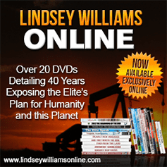 Lindsey Williams Online - Over 20 DVDs Detailing 40 Years Exposing the Elite's Plan for Humanity and this Planet