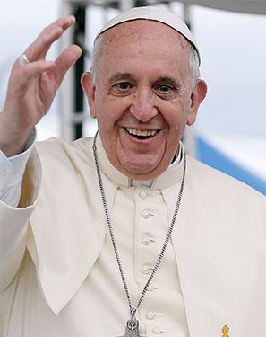 Pope Francis Visits The USA