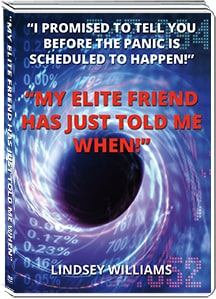 Lindsey Williams - My Elite Friend Has Just Told Me When! - DVD Cover